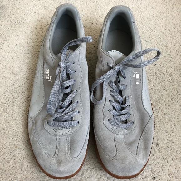 Puma Shoes   Puma Liga Pigskin Suede